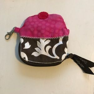 Thirty-One cupcake coin purse